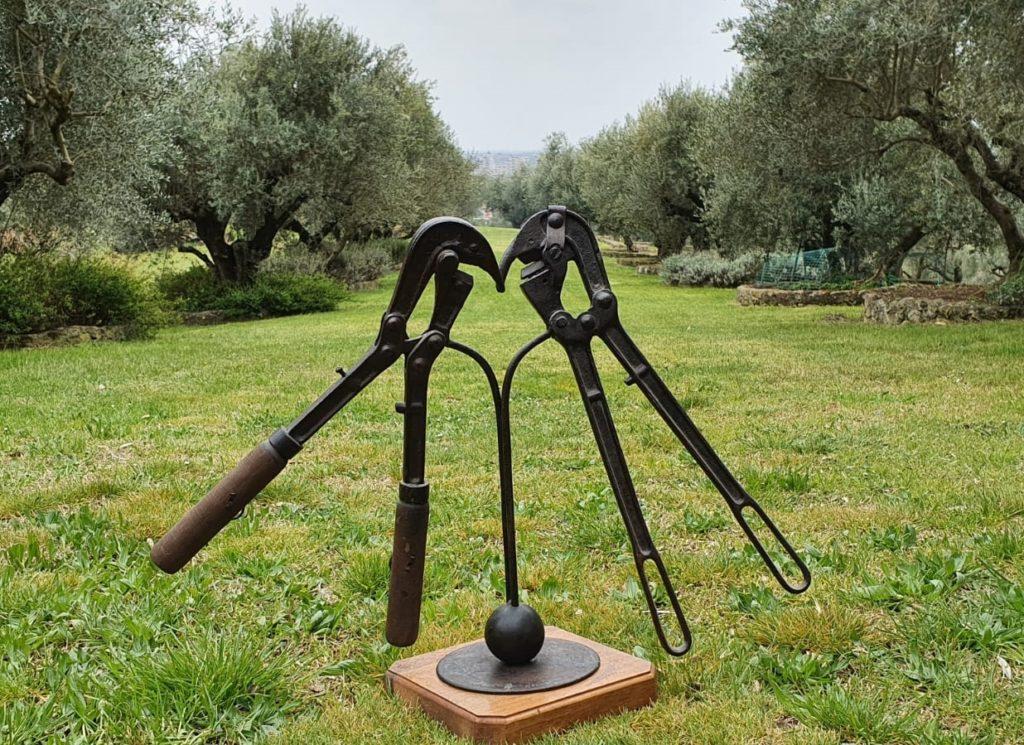 Scultura di Ettore Peroni